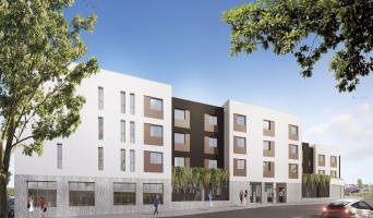 Nantes programme immobilier rénové « Pixel II »