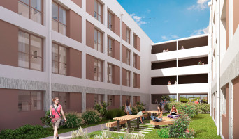 Nantes programme immobilier neuve « Pixel II »  (2)