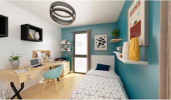 Nantes programme immobilier neuve « Pixel II »  (3)