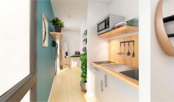 Nantes programme immobilier neuve « Pixel II »  (4)