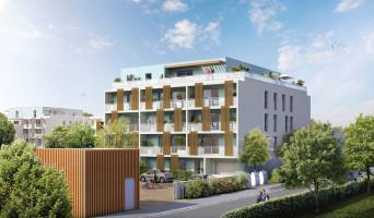 Tours programme immobilier neuve « Green Lux » en Loi Pinel