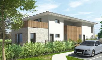 Pessac programme immobilier neuve « Millesime 1&2 » en Loi Pinel  (2)