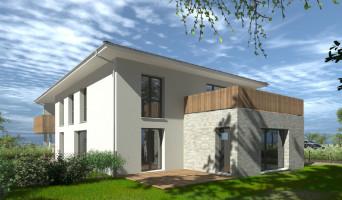 Pessac programme immobilier neuve « Millesime 1&2 » en Loi Pinel  (3)