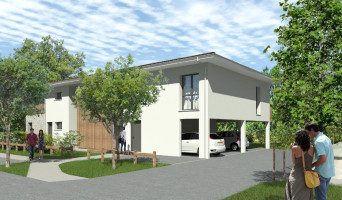 Pessac programme immobilier neuve « Millesime 1&2 » en Loi Pinel  (4)