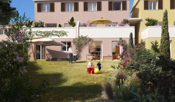 Brignoles programme immobilier neuve « Arbor&Sens » en Loi Pinel  (2)