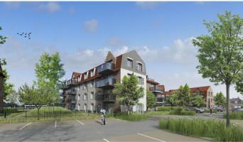 Linselles programme immobilier neuve « Le Fil du Lin » en Loi Pinel  (2)