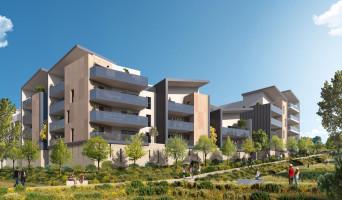 Saint-Jean-de-Védas programme immobilier neuve « Mezzo Forté » en Loi Pinel