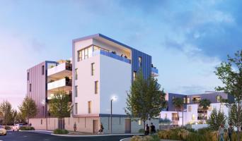 Saint-Jean-de-Védas programme immobilier neuve « Mezzo Forté » en Loi Pinel  (2)