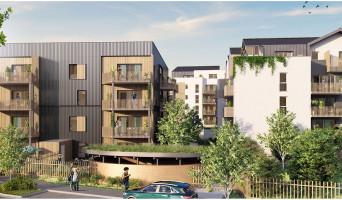 Angers programme immobilier neuf « Empreinte » en Loi Pinel
