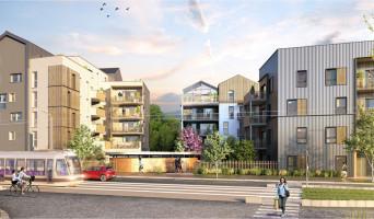 Angers programme immobilier neuve « Empreinte » en Loi Pinel  (2)