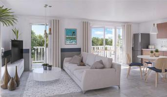 Pornic programme immobilier neuve « Atlantica » en Loi Pinel  (3)