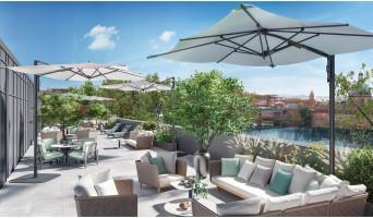 Toulouse programme immobilier neuve « Quai Saint-Pierre »  (3)
