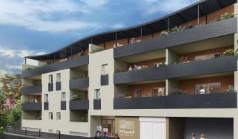 Nîmes programme immobilier neuf « Marcel Résidence » en Loi Pinel