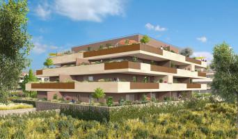 Castries programme immobilier rénové « Domaine Les Lavandières Tr. 2 » en loi pinel