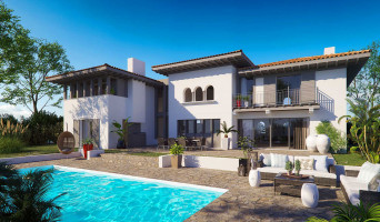 Anglet programme immobilier neuve « Programme immobilier n°219798 »