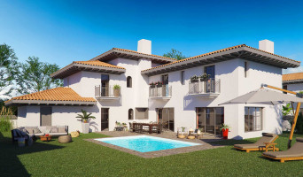 Anglet programme immobilier neuve « Programme immobilier n°219798 »  (2)