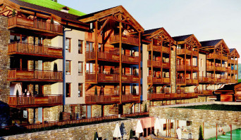 Mont-de-Lans programme immobilier neuf « Les Loges Blanches »