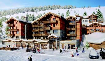 Mont-de-Lans programme immobilier neuve « Les Loges Blanches »  (2)