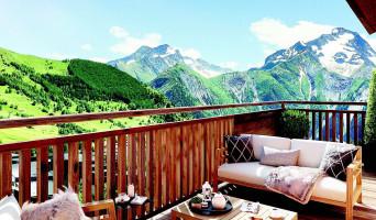 Mont-de-Lans programme immobilier neuve « Les Loges Blanches »  (3)