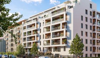 Annemasse programme immobilier rénové « Les balcons d'Orion » en loi pinel