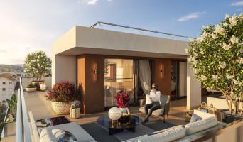 Annemasse programme immobilier neuve « Les balcons d'Orion » en Loi Pinel  (2)