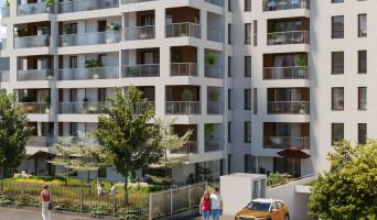 Annemasse programme immobilier neuve « Les balcons d'Orion » en Loi Pinel  (4)