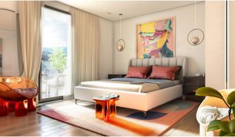 Annemasse programme immobilier neuve « Les balcons d'Orion » en Loi Pinel  (5)