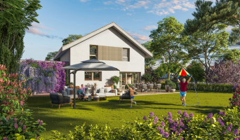La Roche-sur-Foron programme immobilier neuve « Domaine Hikari »  (3)