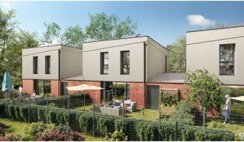 Seclin programme immobilier neuf « Les Villas du Riez »