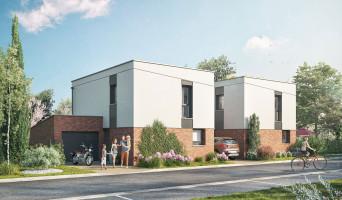 Seclin programme immobilier neuve « Les Villas du Riez »  (3)