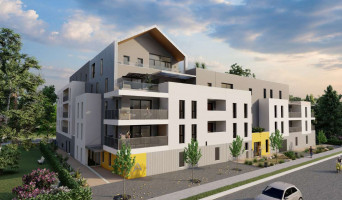Saint-Sylvain-d'Anjou programme immobilier neuf « Le Clos des Roses