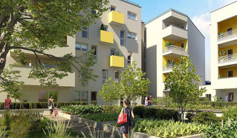 Marseille programme immobilier neuf « Yellow