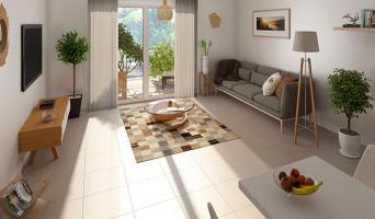 Marseille programme immobilier neuve « Yellow » en Loi Pinel  (2)