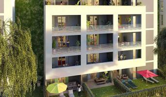 Marseille programme immobilier neuve « Yellow » en Loi Pinel  (3)