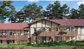 Mimizan programme immobilier rénové « So Plage »