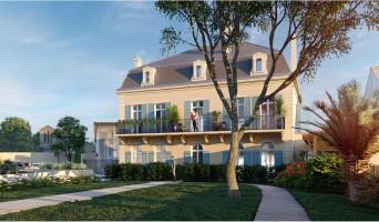 Dax programme immobilier neuf « La Maison Borda