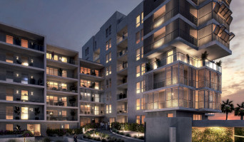 Marseille programme immobilier rénové « White Garden Marseille » en loi pinel