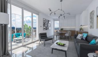 Marseille programme immobilier neuve « White Garden Marseille » en Loi Pinel  (2)