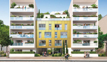 Nantes programme immobilier rénové « Green Living » en loi pinel
