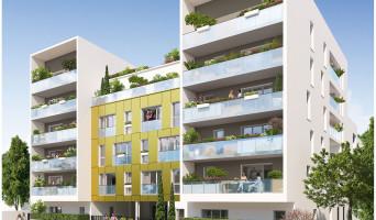 Nantes programme immobilier neuve « Green Living » en Loi Pinel  (2)