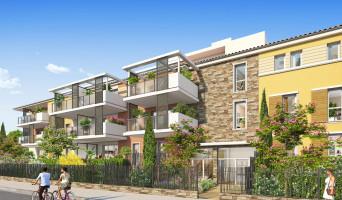 Cogolin programme immobilier rénové « Solor » en loi pinel