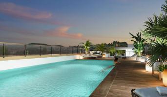 Cogolin programme immobilier neuve « Solor » en Loi Pinel  (2)