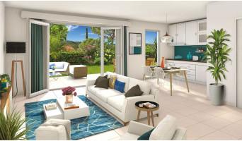 Cogolin programme immobilier neuve « Solor » en Loi Pinel  (3)