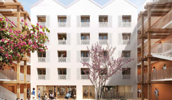 Pierrefitte-sur-Seine programme immobilier neuve « Green Fabrik »  (2)