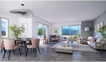 Meylan programme immobilier neuve « Le Domaine des Saules Blancs - Bât. K » en Loi Pinel  (3)