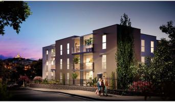 Marseille programme immobilier neuf « Les Hauts de Saint Loup » en Loi Pinel