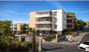 Marseille programme immobilier neuve « Les Hauts de Saint Loup » en Loi Pinel  (2)
