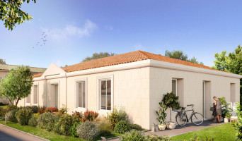Villenave-d'Ornon programme immobilier rénové « Originel » en loi pinel