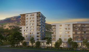 Le Pont-de-Claix programme immobilier neuve « Coté Ciel » en Loi Pinel