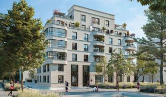 Clamart programme immobilier neuve « Résidence Esprit Art Déco » en Loi Pinel  (2)